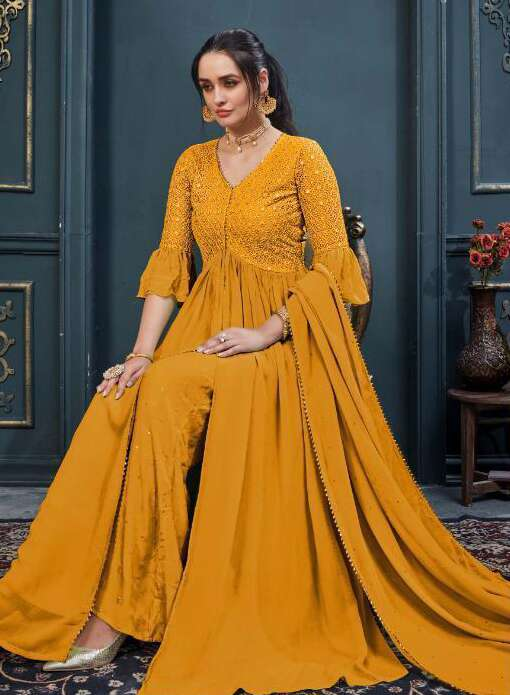 BY PAKISTANI STYLE PLAZZO SUITS ONLINE IN CANADA USA UK AUSTRALIA