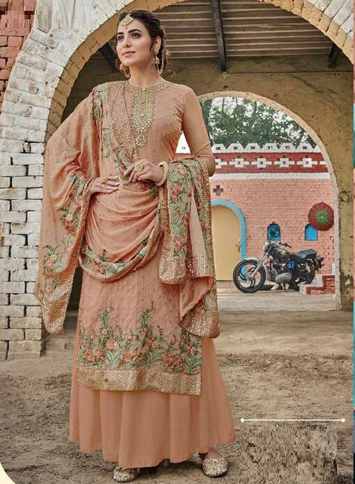 Pakistani Embroidered Palazzo Suits Online IN Canada usa uk